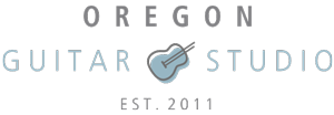 Oregon Guitar Studio Logo