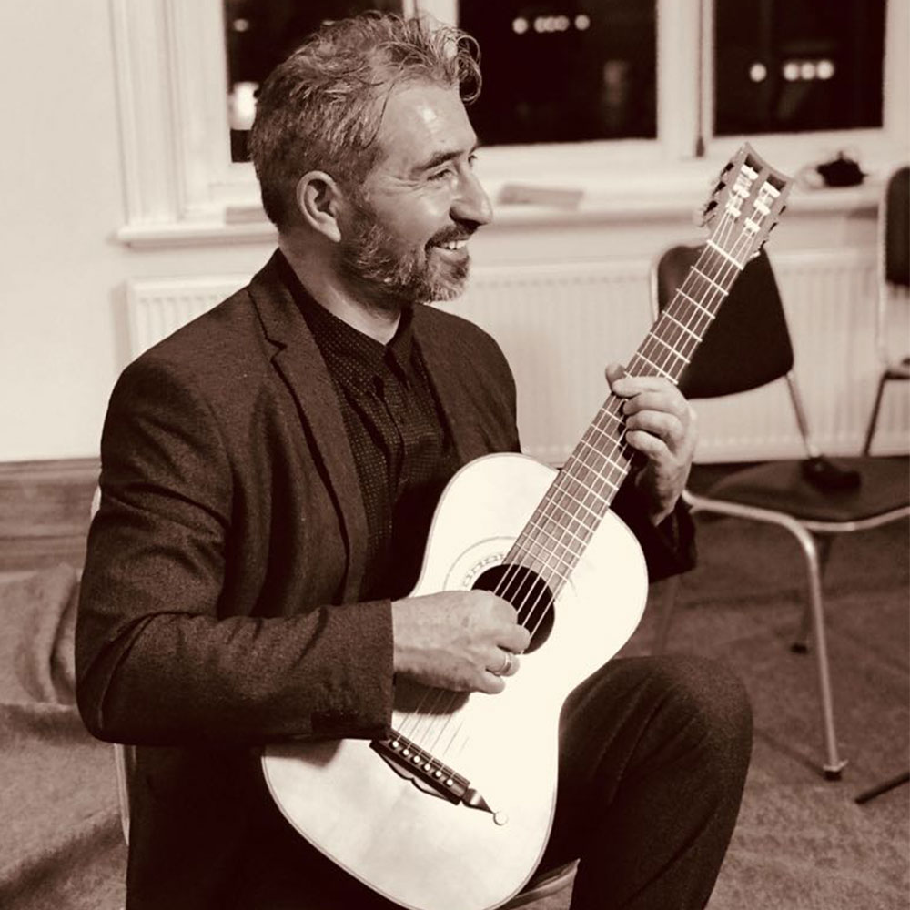 Alberto Cumplido Classic Guitar Series Siempre La Guitarra 2020