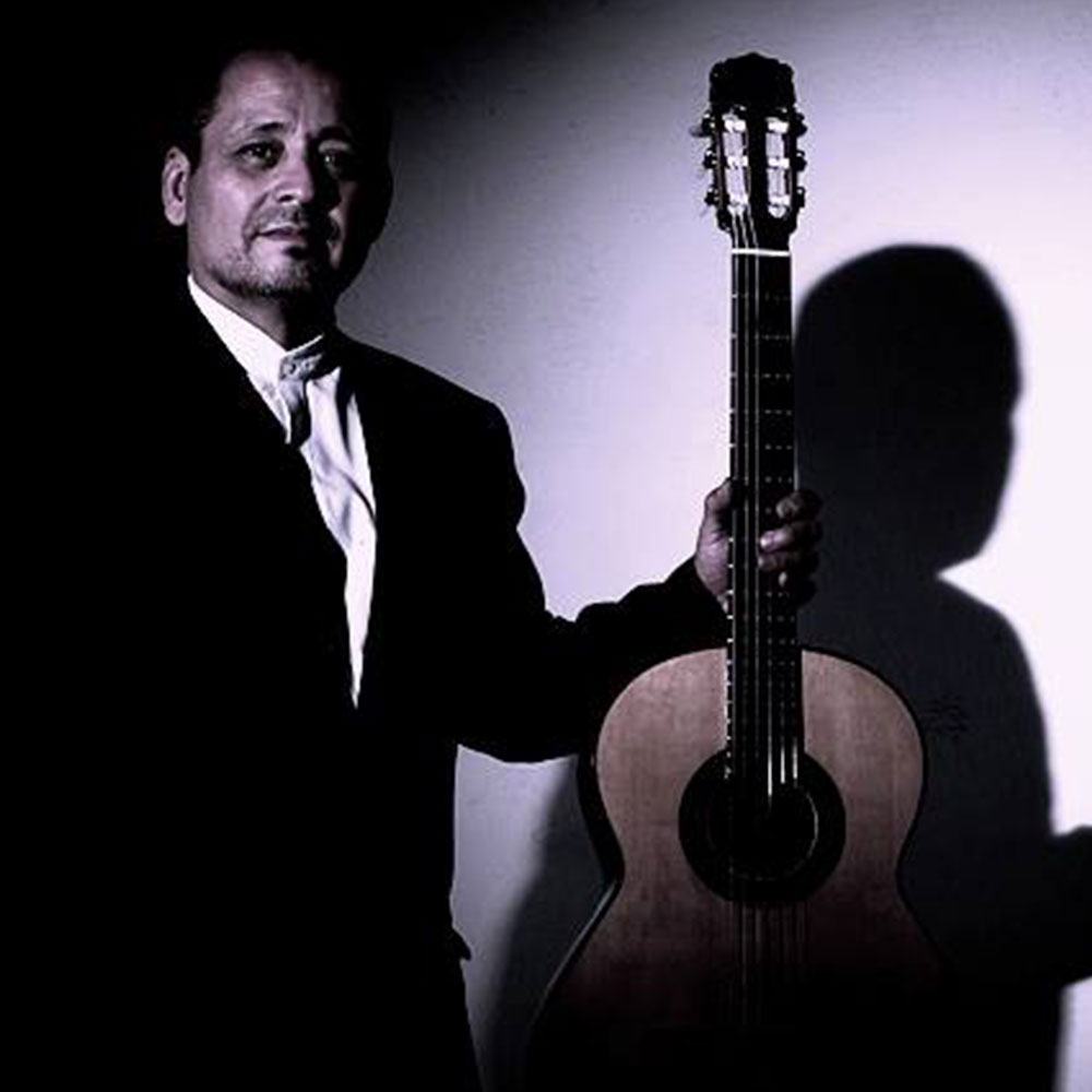 Juan Jose Barron at Siempre La Guitarra 2020